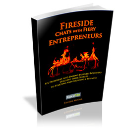 Fireside Chats with Fiery Entrepreneurs